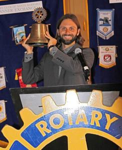 Chris Clemens - Rotary Club of Santa Barbara