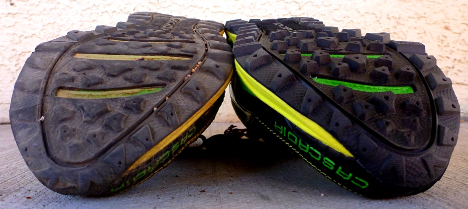 Brooks Cascadia Review - Tread