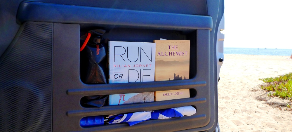 The Silver Bullet - Passenger Side Door Bookshelf