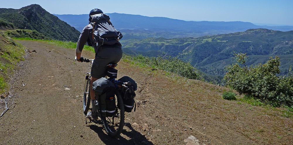 Chris Tarzan Clemens - Brian Mission Pines Bike