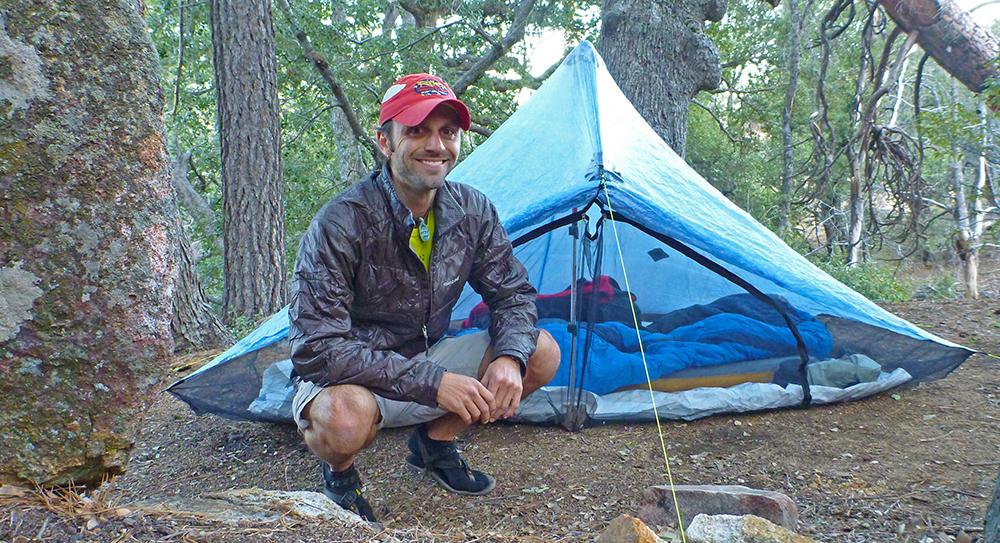 Chris Tarzan Clemens - Mission Pines Campsite