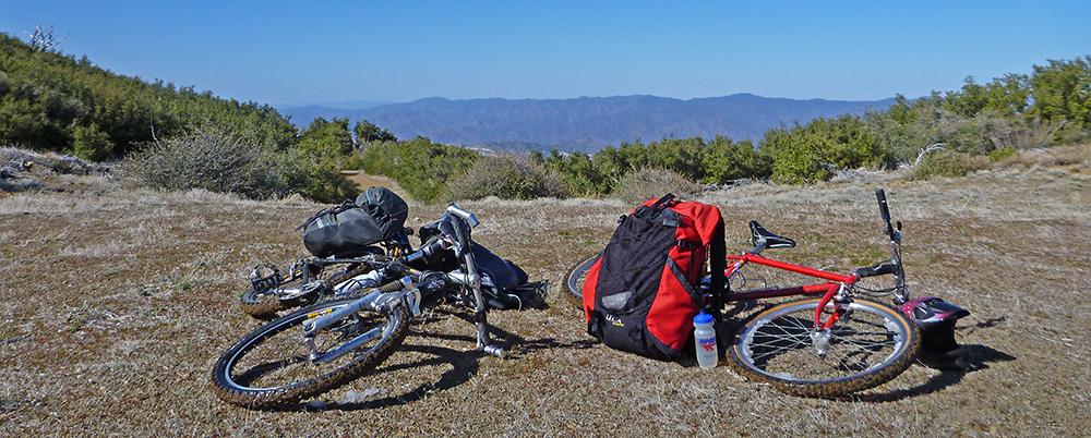 Chris Tarzan Clemens - Mountain Bikes Mission Pines