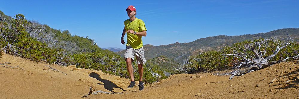 Chris Tarzan Clemens - Running Mission Pines