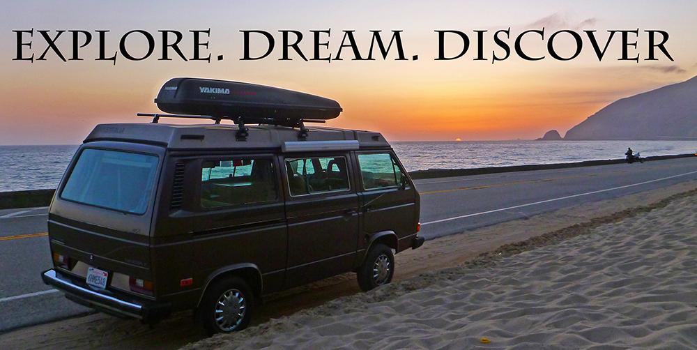Chris Tarzan Clemens - Explore Dream Discover