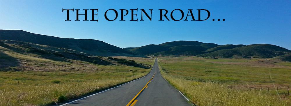 Chris Tarzan Clemens - The Open Road