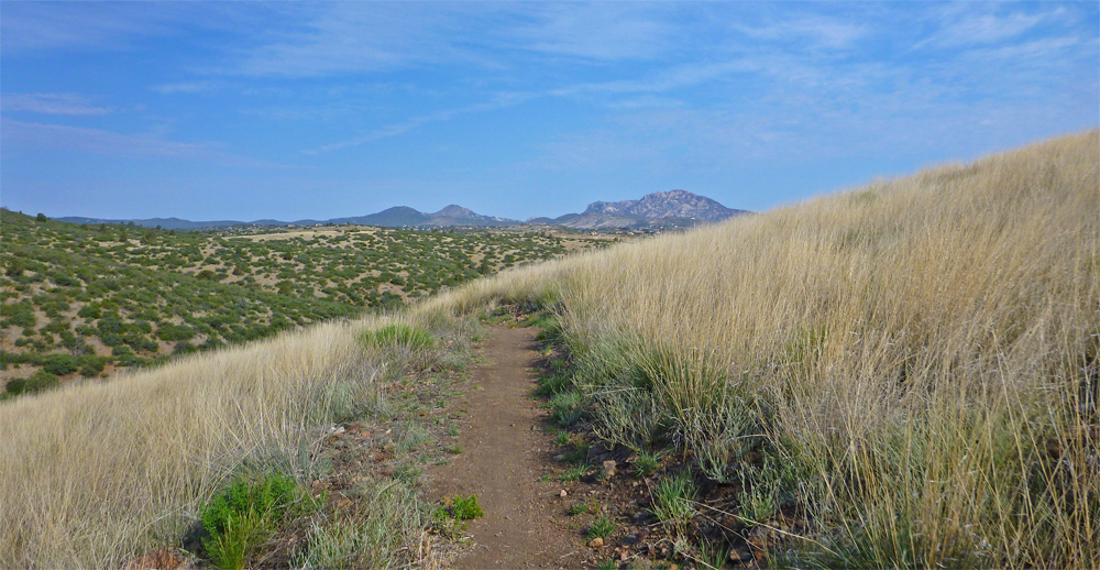 Prescott Circle Trail - Granite Mountain