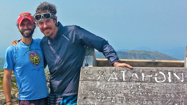 Scott Jurek on the Appalachian Trail