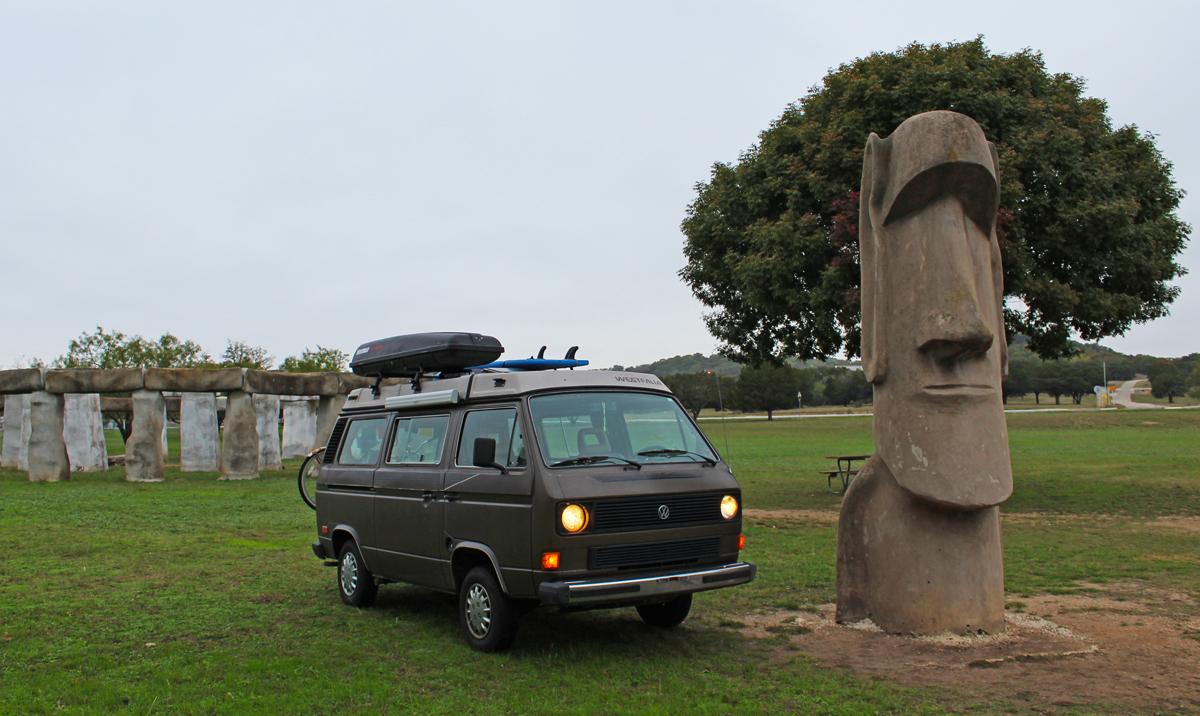 Chris Tarzan Clemens - Stonehenge 2