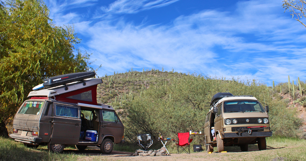 Chris Trazan Clemens - Sheeps Bridge Camping