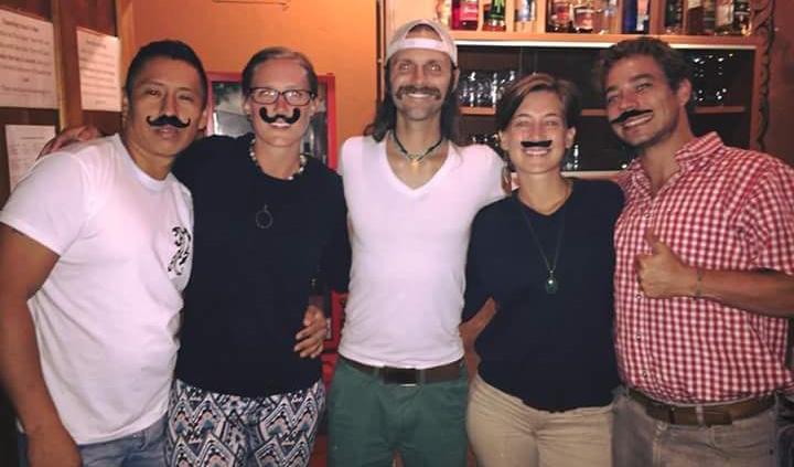 Chris Tarzan Clemens - Izhcayluma Mustaches