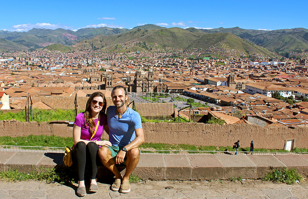 Chris Tarzan Clemens - Brandy Hockersmith - Cusco