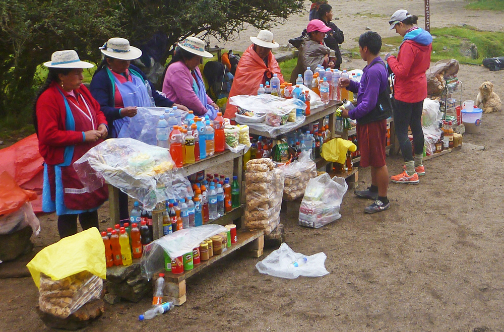 Chris Tarzan Clemens - Snacks On The Inca Trail