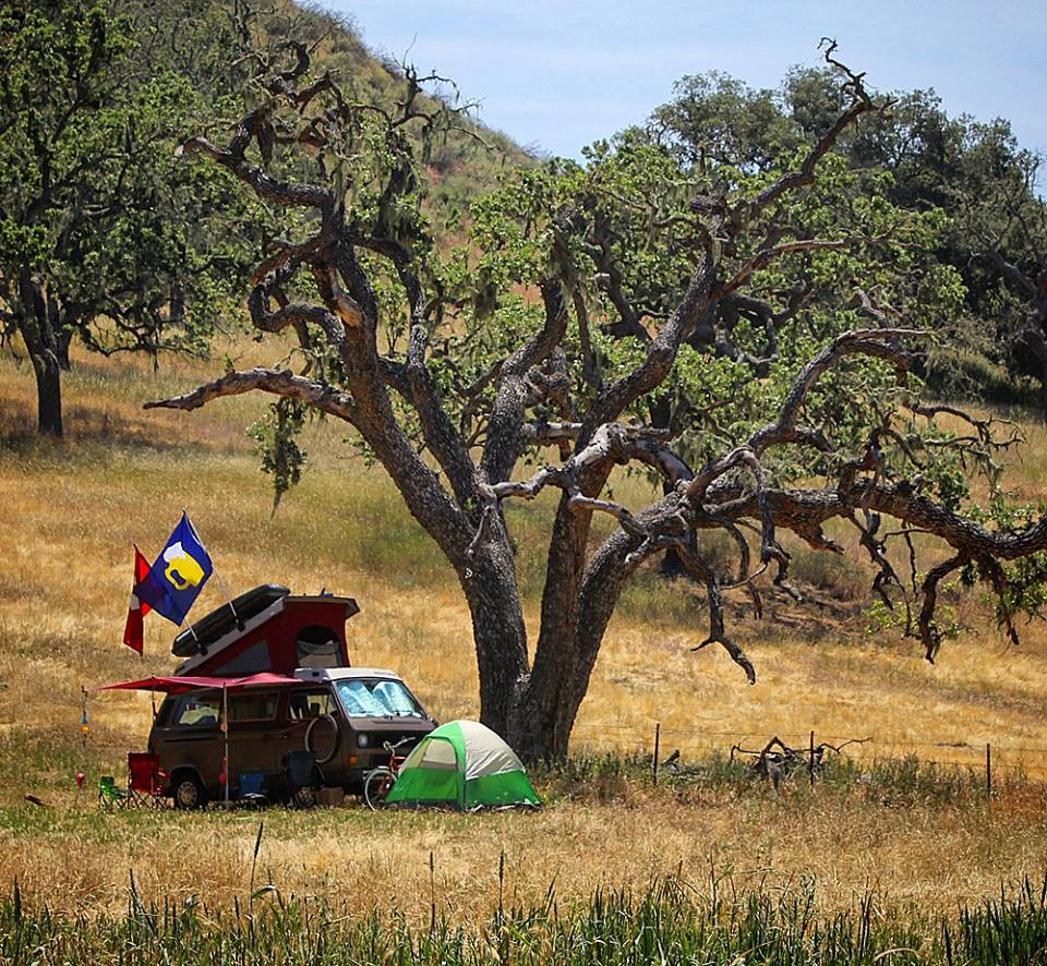 Chris Tarzan Clemens - Born To Run 2016 Camping