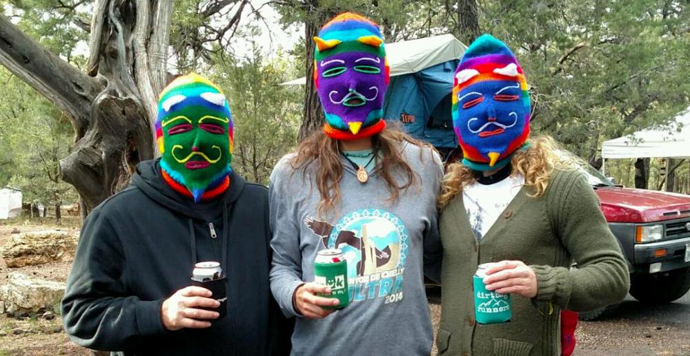 Chris Tarzan Clemens - Peruvian Mustache Masks