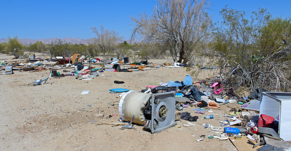 Slab City Trash - Chris Tarzan Clemens
