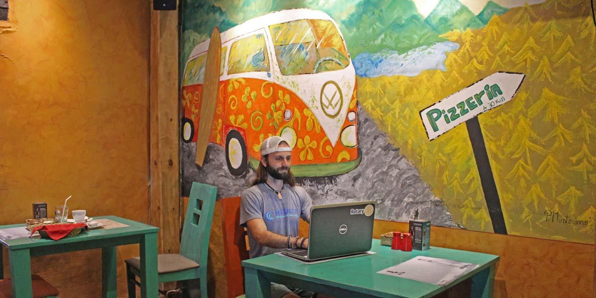 Digital Nomad Adventures - Chris Tarzan Clemens