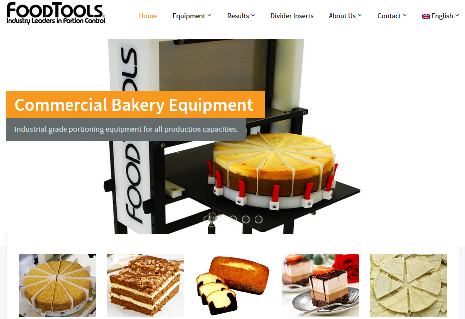 FoodTools Website