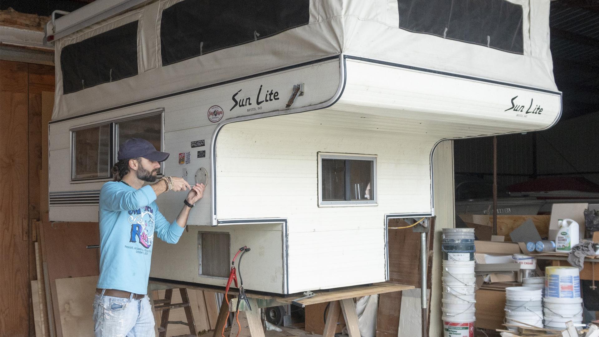 Truck Life Camper Renovation